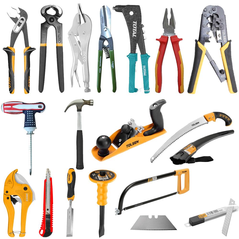 სამშენებლო და სამეურნეო ხელსაწყოები